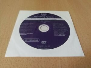 Dell Microsoft Window 10 Professional 64-Bit Software