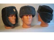 = 62 Size New Soviet ( Russian, Ussr ) Military Winter Hat made in 1980's-1991.=