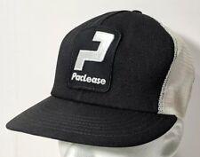 34eff3923fe Vintage PacLease patch Snapback Trucker Hat Cap Tonkin USA