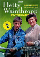 Hetty Wainthropp Investigates Series2 -3 DVD Brand New sealed ships NEXT DAY