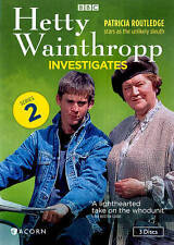 Hetty Wainthropp Investigates, Series 2 (reissue) Color, NTSC, Multiple Formats,