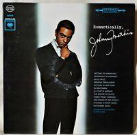Johnny Mathis Romantically LP Stereo NM Vinyl Autumn in New York Hi-Lili Hi-Lo