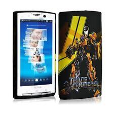 Housse étui coque en gel pour Sony Ericsson Xperia X10 avec motifs