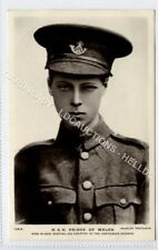 (Ld8155-473) RP, H.R.H Prince of Wales, Edward VIII Grenadier Guards, Unused VG