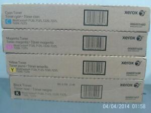 New Genuine XEROX WorkCentre 7120 7125 7220 7225