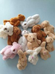 Rat Toys,Snuggle Teddy, Toy Teddy for Pet Rat/Mouse