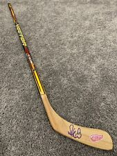 MIKE GREEN Detroit Red Wings SIGNED Autographed Hockey Stick W/ COA