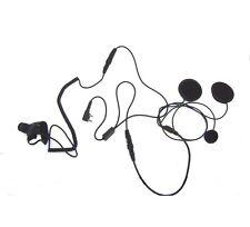 HM100 Full Face Helmet Mic, Earphone & VOX Headset