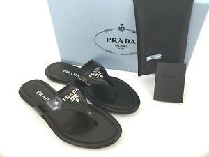 PRADA Women's Flip Flops for sale | eBay