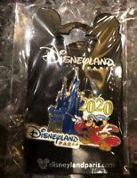 PIN Disneyland Paris MICKEY CHATEAU DLP 2020 OE