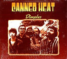 CD - CANNED HEAT - Dimples