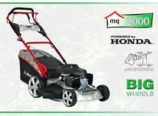 Rasenmäher Honda 160cc Professional bei Ausbruch selbst angetrieben in Traktion