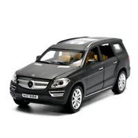 GL500 SUV 1:32 Model Car Metal Diecast Toy Vehicle Kids Gift Black