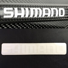 SHIMANO Cycling Sticker Decal Cycling Road Mountain Bike CX Fixie Track Bicycle