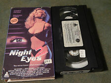 Night Eyes 2 (VHS, 1991) Shannon Tweed (PRISM VIDEO) Stalker_Action_Cult Cinema