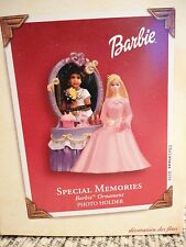 Special Memories Barbie Ornament
