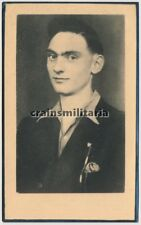 Doodsprentje oorlogsslachtoffer De Clercq ° Gent + Villingen Schwenningen 1945