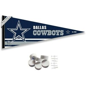 Dallas Cowboys Wall Banner Pennant Flag