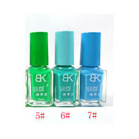 7ml Candy Colors Fluorescent Neon Luminous Nail Art Polish Glow In Dark Varnish