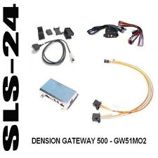 Dension gw51mo2 iPhone 4 iPod USB Interface BMW iDrive e60 e61 e63 e64 LWL most