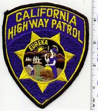 California Highway Patrol - Shoulder Patch - uniform take-off from the 1980's