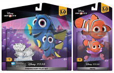 NIB Disney Infinity 3.0: Finding Dory Play Set w/ Nemo - Movie Figure Set NEW