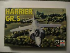 ESCI 1/72 SCALE---HARRIER GR.5--COMPLETE IN OPENED BOX--$ 8.45 SHIPPING