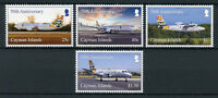 Cayman Islands 2018 MNH Cayman Airways 50th Anniv 4v Set Aviation Stamps