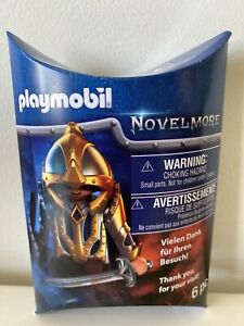 Playmobil promo toy fair figure 2020 Novelmore BNIB