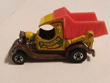 1977 Hot Wheels Oldies But Goodies DUMPIN' A TRUCKN Truck'n Vintage Car HK