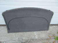 00 01 02 03 04 05 Toyota Celica Rear Cargo Cover OEM Gray, Grey