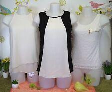 """Lot vêtements occasion femme - Haut, Tuniques """" New Look """" - T : 36"""
