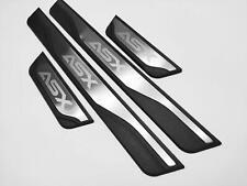 For Mitsubishi ASX Accessories 2010 2020 Car Door Sill Protector Scuff plate