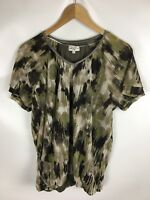 TOM TAILOR T-Shirt, mehrfarbig, Größe XL