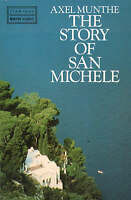 The Story of San Michele by Munthe, Axel, Good Book (Paperback) FREE & Fast Deli