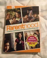 Brand New - Parenthood: Season 1 (DVD, 2017, 3-Disc Set)