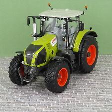 ROS Claas Axion 870 Tractor 1:32 Diecast vgc boxed