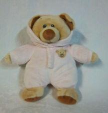 "Ty Baby Bear Pink 11"" Plush Soft Toy Stuffed Animal"