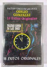 Odilio Gonzalez 18 Exitos Originales Kan-OSO RECORDS Cassette Sealed