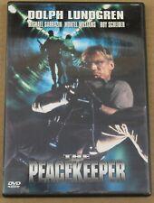 The Peacekeeper DVD Dolph Lundgren Michael Sarrazin Montel Williams