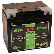 Orbis Batterie de Moto Gel 53030 30Ah 12V Batterie de Démarrage C60-N30L-A Neuf