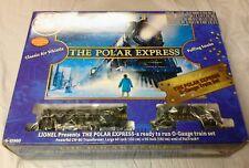 LIONEL 6-31960 THE POLAR EXPRESS O GAUGE TRAIN SET STEAM ENGINE CHRISTMAS