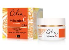 CELIA VITAMIN C + RETINOL FIRMING ANTI-WRINKLE FACE CREAM 65+ DAY NIGHT
