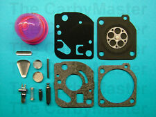 ZAMA Type RB-47 Rebuild Kit Fits many Poulan Weedeater Craftsman and more