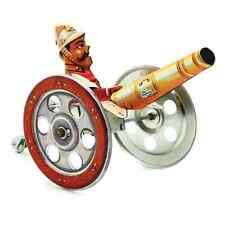 "RETRO TINPLATE TOY ""FIRST WORLD WAR"" CANNON"