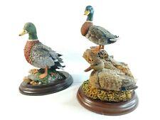 More details for vintage  mallard ducks oranaments by - worcester ornamental studio