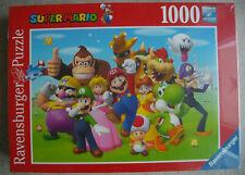 Ravensburger Puzzle 1000 Teile Super Mario Art.-Nr. 14970