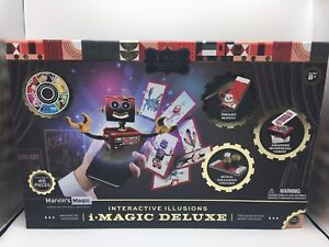 FAO Schwarz Interactive Illusions I Magic Deluxe Kit Set 46 Pieces  NEW