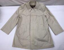 Vintage Anderson Little Coat Western Style Car Coat Removable Liner Mens Size 44