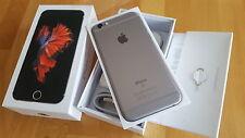 Apple iPhone 6s 16GB in spacegrau topp / unlocked & iCloudfrei  / in OVP !!!
